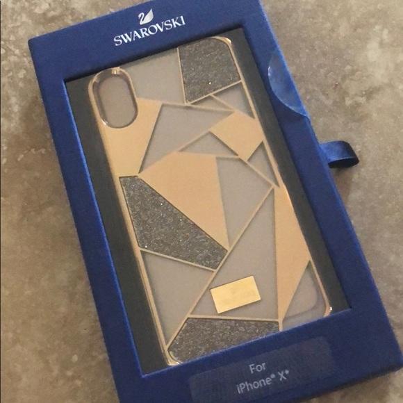 d544c531e4ec65 Swarovski Phone Case iPhone X